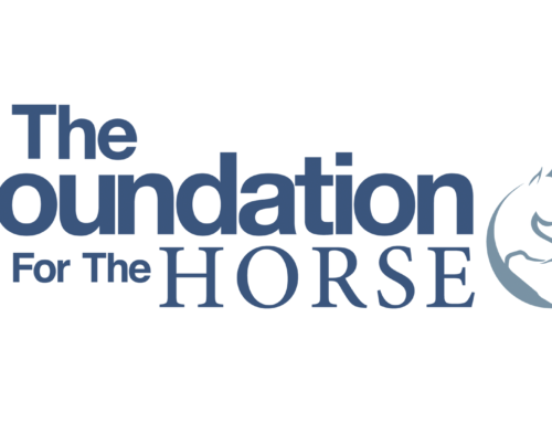 Request Grant Funding from The Foundation for the Horse by June 30